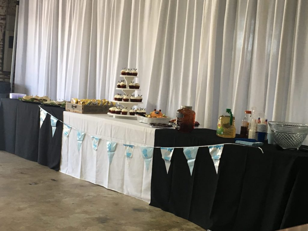 Baby Shower Venue - Kaleigh Ball